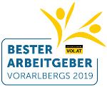Bester Arbeitgeber Vorarlbergs Logo
